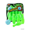 Leuchtendes mini Bowling Set