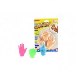 3 Finger Hände Fingerpuppen