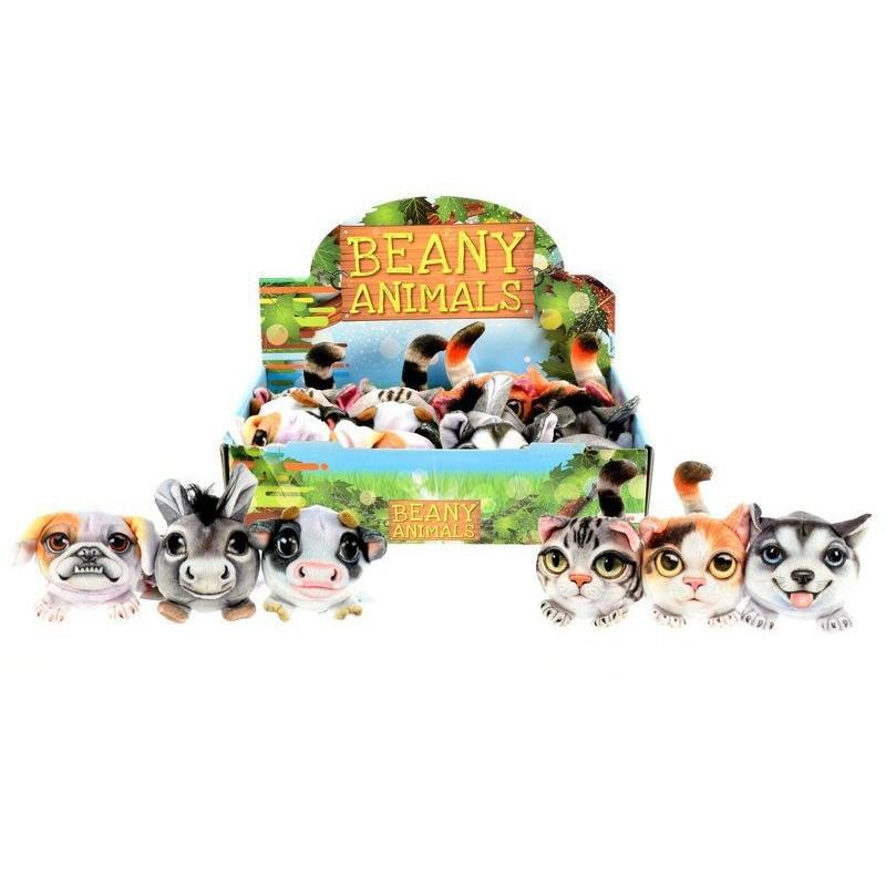 Beany Animals Plüsch Figuren