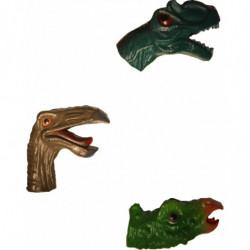 Dinosaurier Fingerpuppen