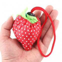 Wandelbare faltbare Erdbeertasche 3 x