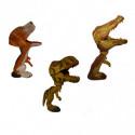 Spielzeug Tierfiguren mit bewegender Mund.