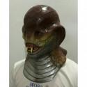 Reptilien Maske Alien Eidechsenmann