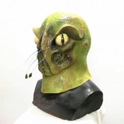Alien Halloween Maske Insekt