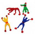 12 Fensterkletterer Klettermaxe Wandkletterer Spielzeug