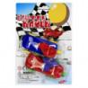 2 Ballon Racer Rennauto mit Ballonantrieb