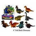 Dino Figuren mit Rückzug