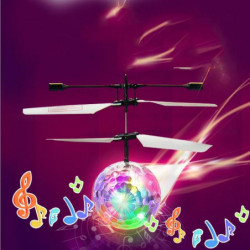 Heli Ball Flash Selbstfliegender Weihnachtskugel