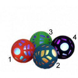 Sportball mit Licht