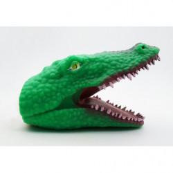 Handpuppe Dino oder Krokodil