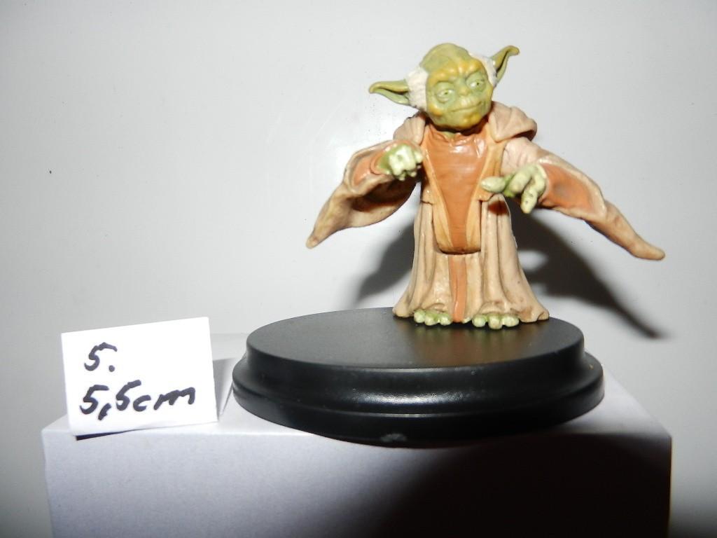 Star Wars Figur YODA - Sammelfigur Star wars schweiz