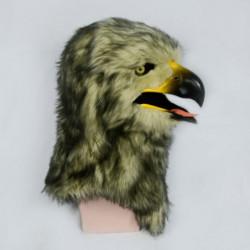 Habicht Maske Vögel Kinder Maske mit beweglichem schnabel