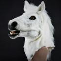 Pferdemaske - Maske pferd mit beweglichem Maul