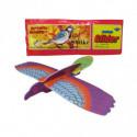 Styroporflieger Vogel