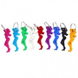 Schlüsselanhänger Flaschenöffner Frauenkörper
