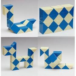 Magische Schlange 3D-Puzzle