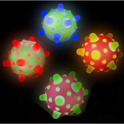 Meteor Springball mit Licht
