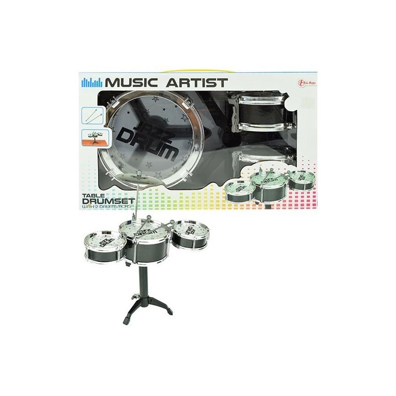 Mini Schlagzeug für den Schreibtisch