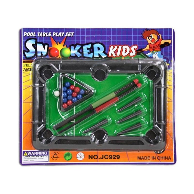 Mini Snooker Tischbillard