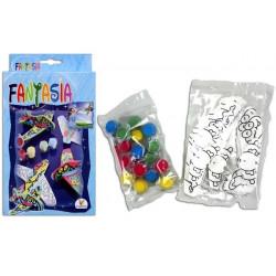 Fantasia Fliegerset aus Schaumstoff