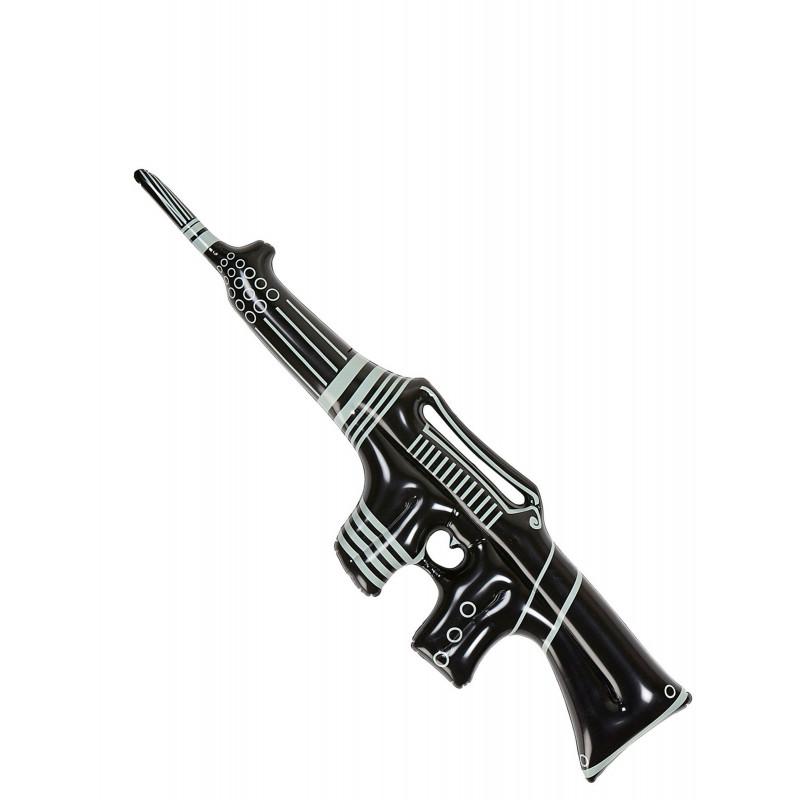 Maschinengewehr aufblasbar 90 cm