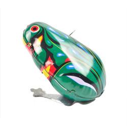 Blechspielzeug Frosch