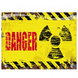 Türschild DANGER