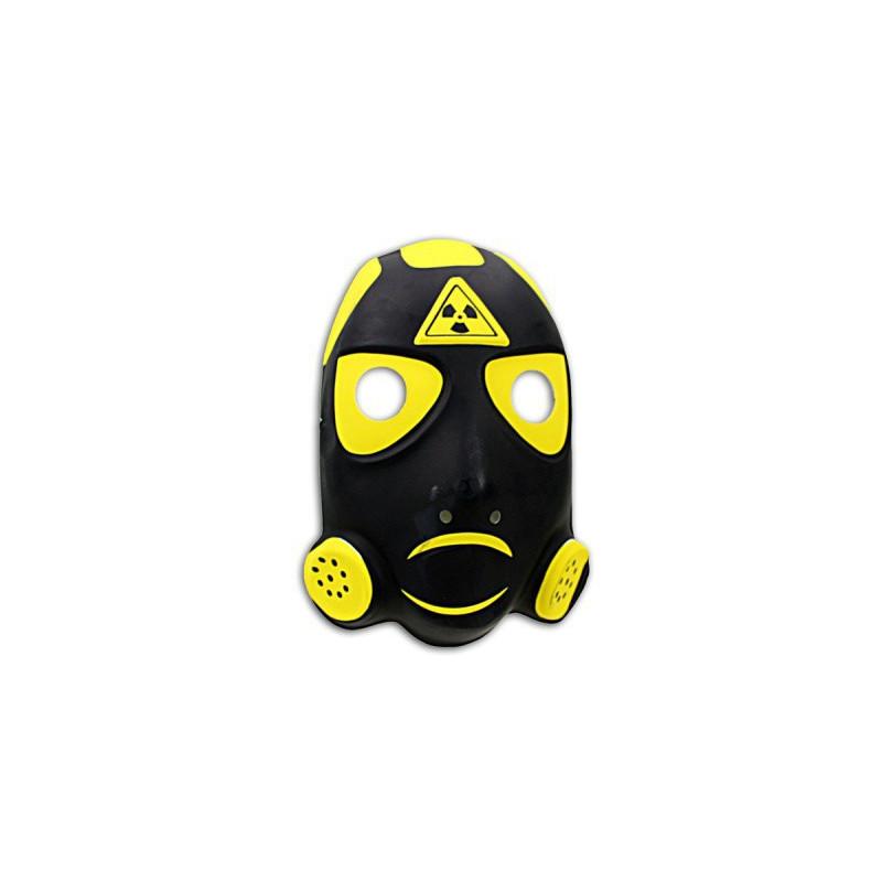 Gasmaske Karneval Partymaske