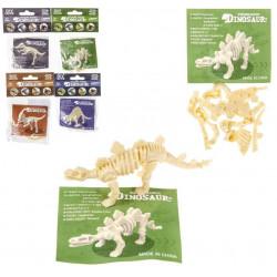 3 D Puzzle Dinosaurier