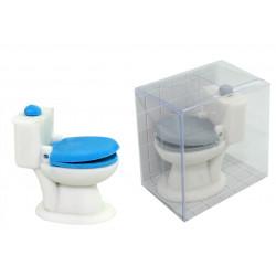 Radiergummi WC