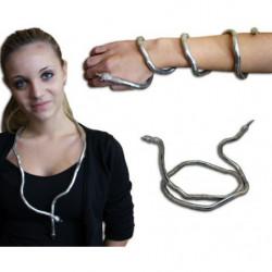 Schlangenkette mit beweglichen Gliedern