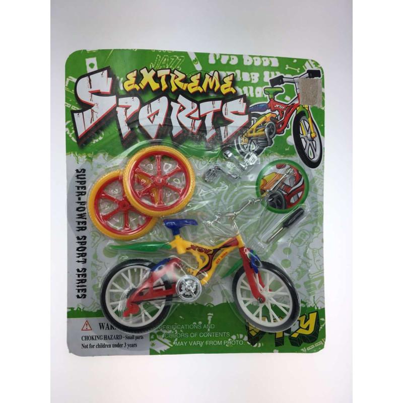 Finger Fahrrad Bike BMX