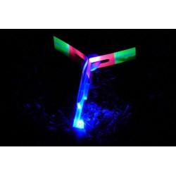 6 LED Pfeil Hubschrauber