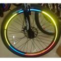 Fahrrad Felgen Reflektoren