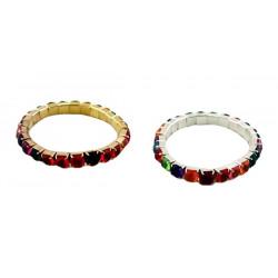 Armbänder mit Steinchen