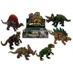 Lebensechte Dinosaurier