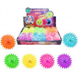 LED Ball Spiky Flash Ball