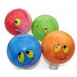 Grimassenball aufblasbar