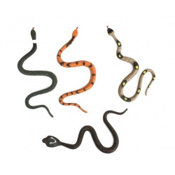 Gummischlangen 17 cm