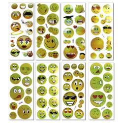 Emoticon Sticker