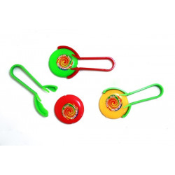 Frisbee mit Abschießer