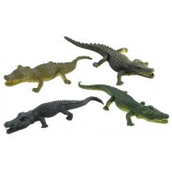 Realistisches Baby Krokodil