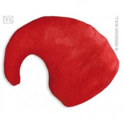 Zwergenmütze / Schlumpfmütze in rot
