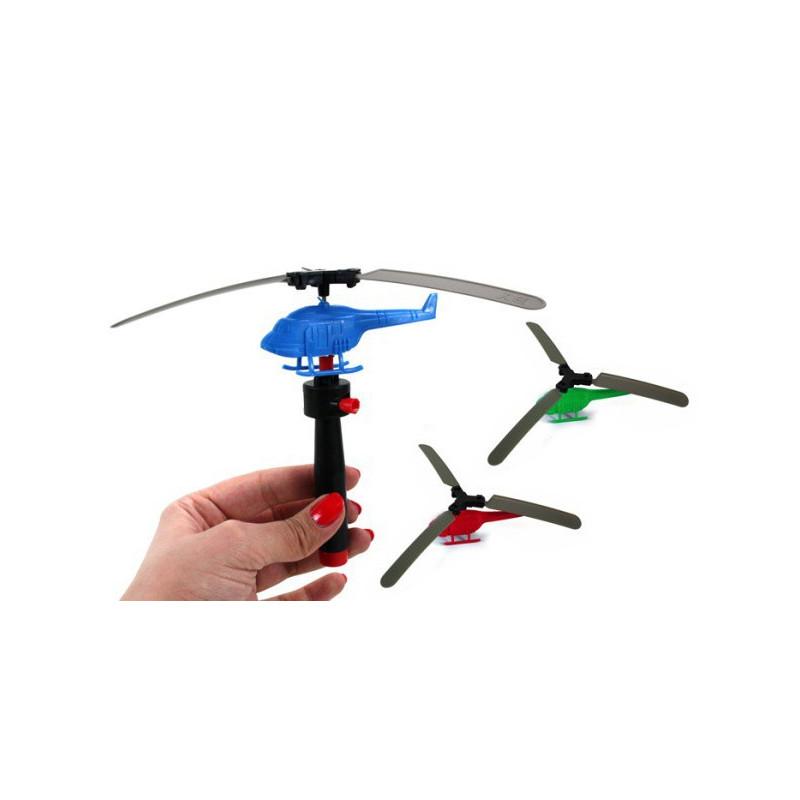 Mini Hubschrauber mit Abschießvorrichtung