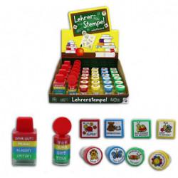 Lehrerstempel Set 11 Stempel