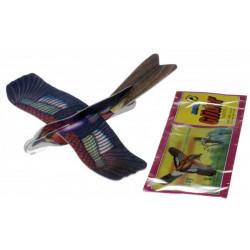 Styroporflieger Vogel 12er Set