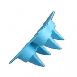 Haifischflossen Eiswürfel form