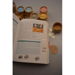 Buch seitenmarkierungen