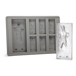 Star Wars Han Solo in Carbonite Eiswürfelform