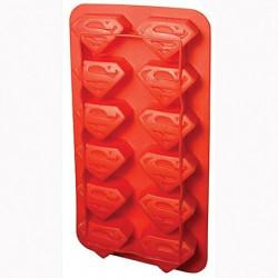 Superman Silikon Eiswürfelform